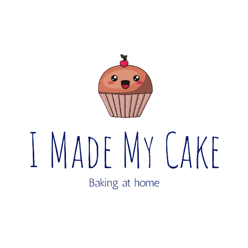 I Made My Cake Logo